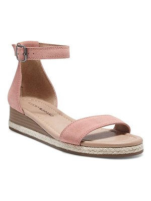 Lucky Brand westae ankle strap sandal