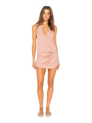 Luli Fama T Back Mini Dress