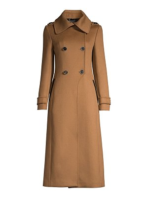 Mackage elodie double-breasted wool coat