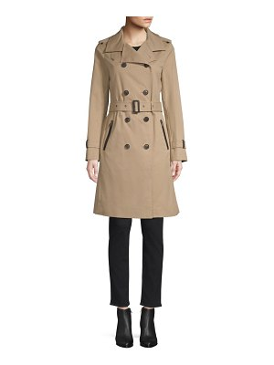Mackage felicia stretch neo trench