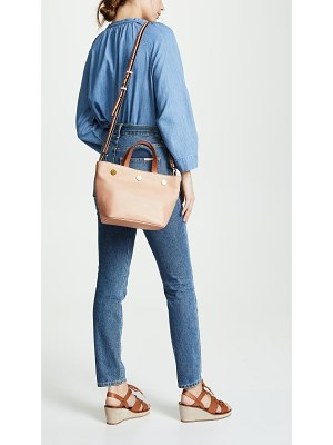 Madewell snap top handle bag