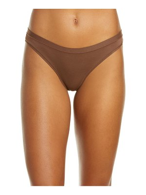 Madewell softest stretch modal thong