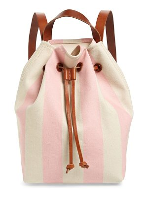 Madewell somerset canvas backpack