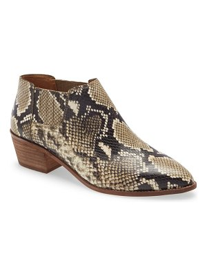 Madewell sonia chelsea boot