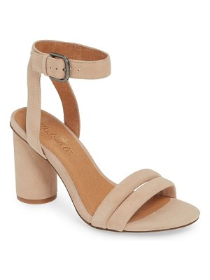 Madewell the rosalie high heel sandal