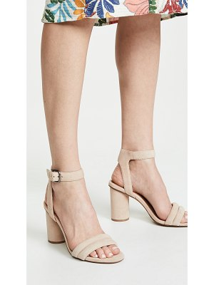 Madewell the rosalie high-heel sandals