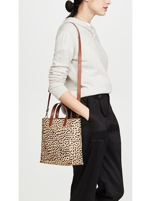 Madewell transport inset zip crossbody bag