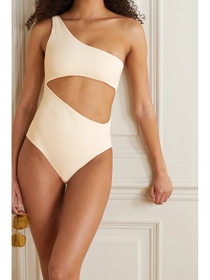Magda Butrym one-shoulder cutout swimsuit