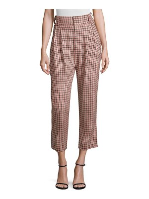 Maggie Marilyn sheer joy check pants