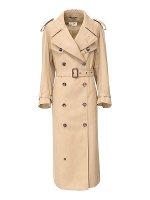 MAISON MARGIELA Belted trench coat
