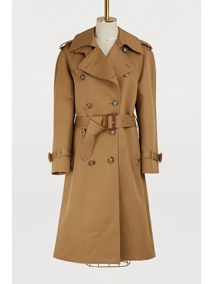MAISON MARGIELA Cotton trench coat