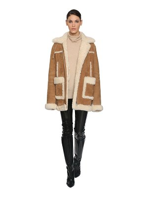 MAISON MARGIELA Shearling jacket