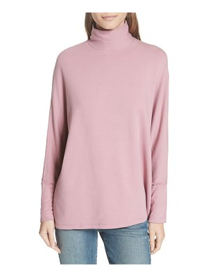 Majestic Filatures french terry relaxed turtleneck