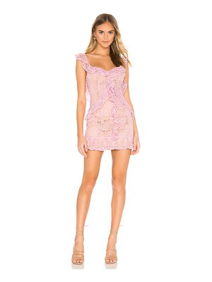 MAJORELLE Ashton Mini Dress