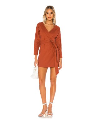 MAJORELLE gina mini dress
