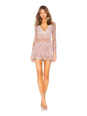 MAJORELLE Giza Mini Dress