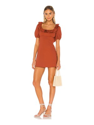 MAJORELLE jeffrey mini dress