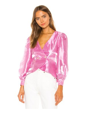 MAJORELLE newton top