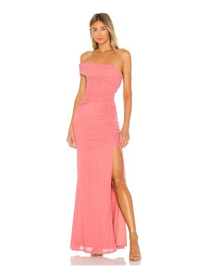 MAJORELLE patterson maxi dress