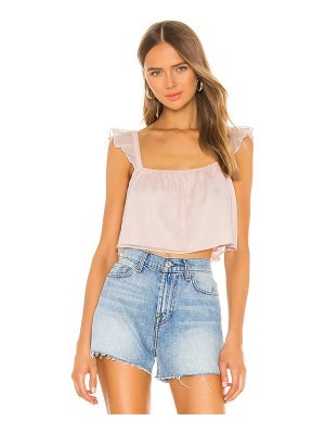MAJORELLE whittier top