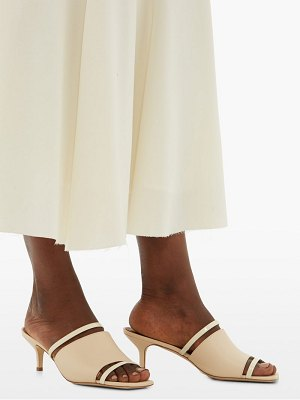 MALONE SOULIERS laney leather mules
