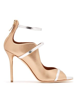 MALONE SOULIERS Mika leather pumps