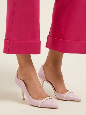 MALONE SOULIERS morrisey leather pumps