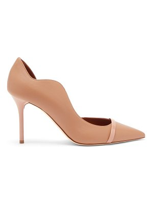 MALONE SOULIERS morrissey point-toe nappa-leather d'orsay pumps