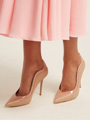 MALONE SOULIERS BY ROY LUWOLT penelope leather pumps