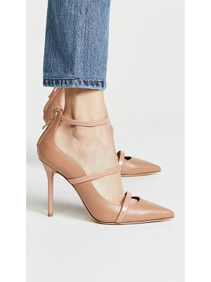 MALONE SOULIERS robyn 100mm pumps