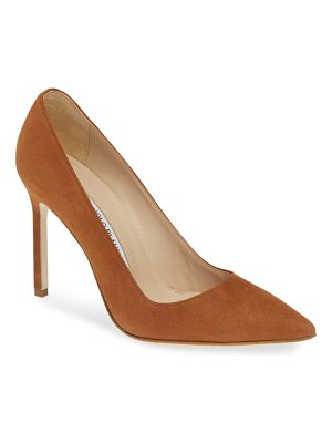 Manolo Blahnik bb pointed toe pump
