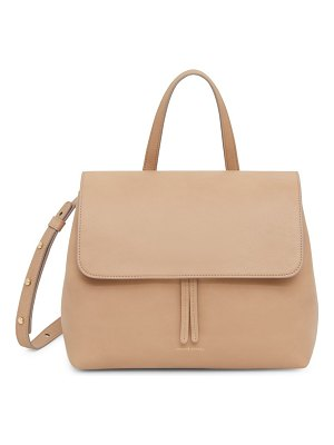 Mansur Gavriel mini lady soft leather satchel