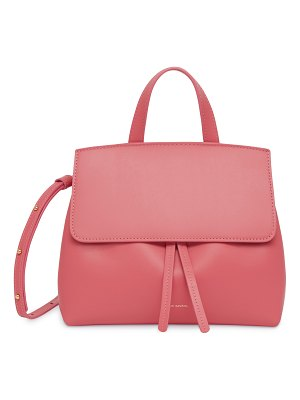 Mansur Gavriel mini mini lady leather bag