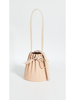 Mansur Gavriel mini pleated bucket bag