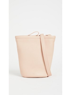 Mansur Gavriel mini zip bucket bag