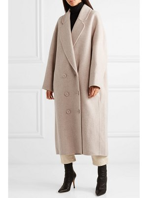 Mansur Gavriel oversized wool-blend coat