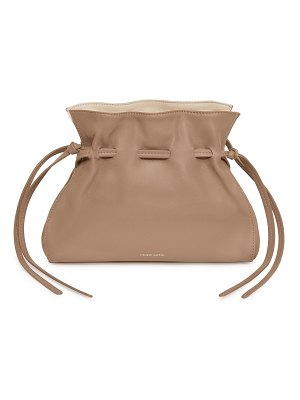 Mansur Gavriel Protea Leather Bucket Bag