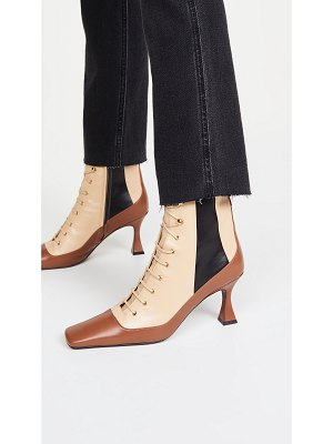 Manu Atelier duck lace up boots
