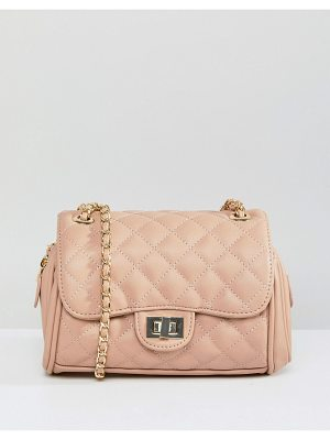 MARC B Mini Knightsbridge Quilted Crossbody Bag