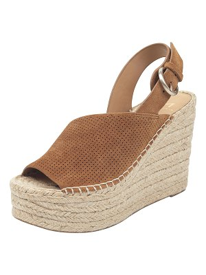 MARC FISHER LTD Andela Wedge Platform Sandals
