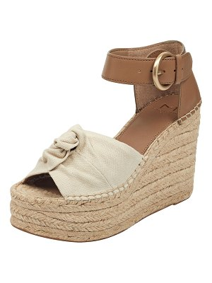 MARC FISHER LTD Anty Wedge Platform Sandals