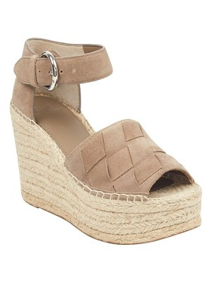 MARC FISHER LTD adalla platform wedge sandal