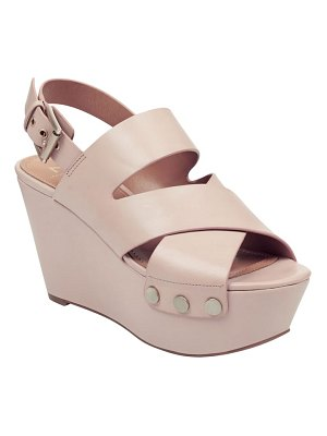 MARC FISHER LTD bianka platform wedge sandal