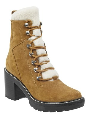 MARC FISHER LTD denise combat boot