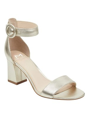 MARC FISHER LTD karlee ankle strap sandal