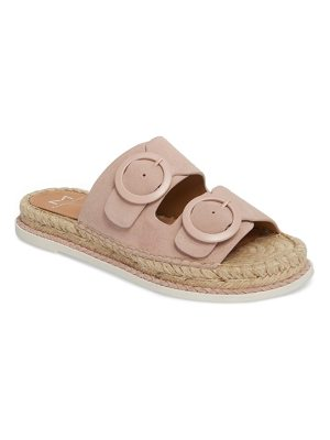 MARC FISHER LTD Ramba Espadrille Slide Sandal