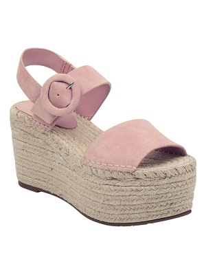 MARC FISHER LTD rex platform sandal