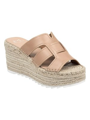 MARC FISHER LTD robbyn espadrille wedge sandal