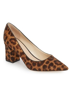 MARC FISHER LTD zalaly genuine calf hair pump