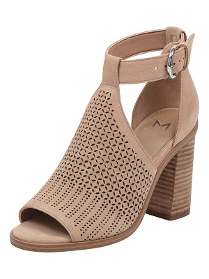 MARC FISHER LTD Vixen Cutout Suede Sandals